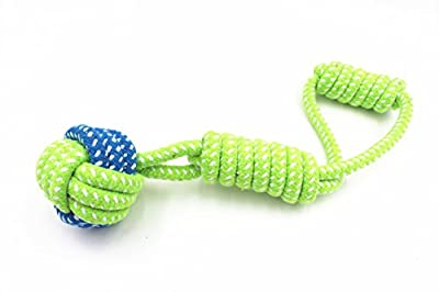 Petony Durable Tough Chew Rope Toys for Aggressive Chewers Training and Reward Chew Dog Toy for Dogs
