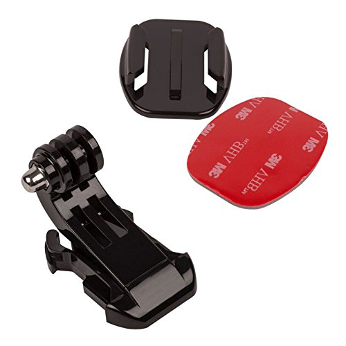 Kaiser Baas J-Mount Quick Release Accessory for X Series Action Cameras & GoPro
