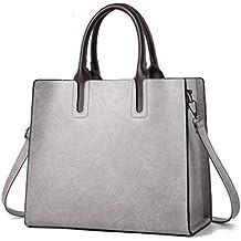 Las mujeres bolsos de cuero pu señoras bolso cuadrados hembra grande bolsas de hombro Bolsas Femininas