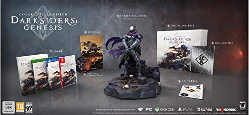 Zoom IMG-2 darksiders genesis collector s edition
