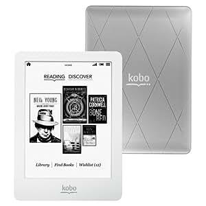 "Kobo N613-KBO-S Tablette tactile 6"" (15,24 cm) IMAPX 1 GHz 2 Go Android Wifi Argent"