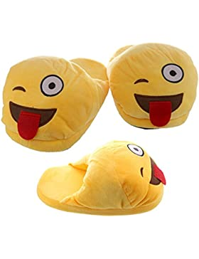 Pantofole Emoji Emoticon Linguac