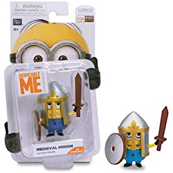 Despicable Me Action Figures - Medieval Minion