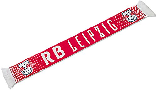 Schal RB Leipzig Home - 17 x 150 cm, + gratis Aufkleber, Flaggenfritze®
