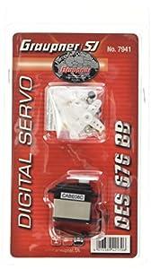 Graupner 7941  - Los 676 BB Servo importado de Alemania