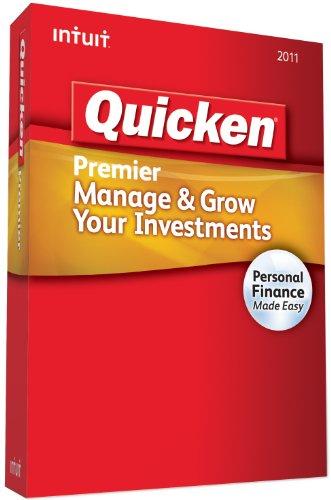 Intuit Quicken Premier 2011 - [Old Version]
