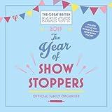 Great British Bake Off Family Organiser Official 2019 Calendar - Square Wall Calendar...