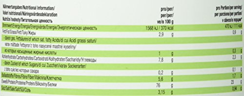 Weider, Vegan Protein, Brownie-Schoko, 1er Pack (1x 750 g)