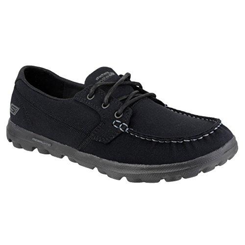 Skechers on-the-GOUnite, Sneaker donna nero (Noir)