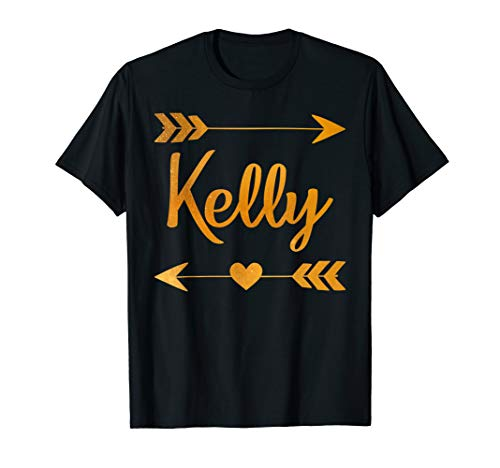 KELLY Personalized Name Funny Birthday Custom Mom Gift Idea T-Shirt