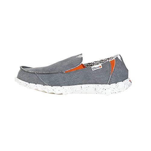 Hey Dude Farty Funk Shoes - Grey