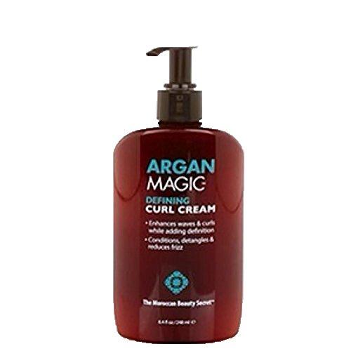 Foto de Argan Magic Defining Curl Cream 7.5 ouncs by Argan Magic