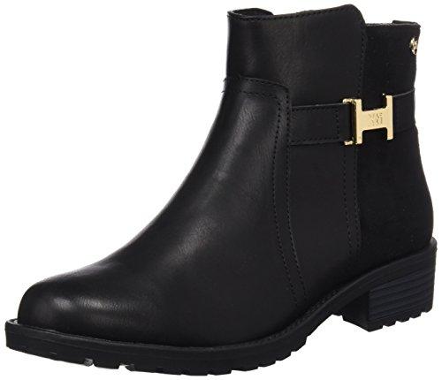 XTI Damen 047220 Stiefel, Schwarz (Black), 36 EU