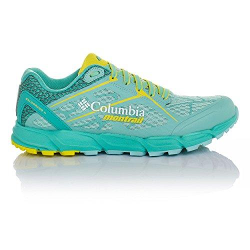 Columbia Caldorado II, Scarpe da Trail Running Donna Blue