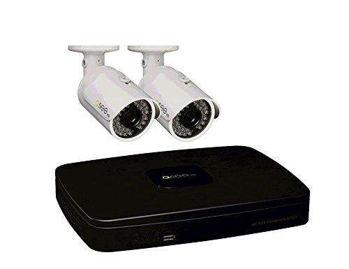 q-see QC824-2C9-14-Kanal 1080P NVR mit 21080P Kameras und vorinstalliert 1TB HDD (Qsee-sicherheit-kamera-system)