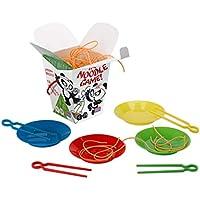 Falomir The Noodle Game Juego de Mesa, Color Blanco (28402)
