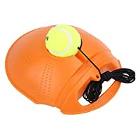 Tennis Training Tool Exercise Tennis Ball Self-study Rebound Ball With Tennis Trainer Baseboard Sparring Device