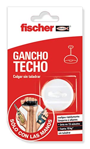 Fischer - Sclm Gancho Techo/ Blister de 1 Uds