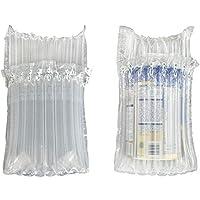 Sourcemall - Paquete de 20 bolsas de aire para embalaje hinchables de viaje, con bomba de amortiguación