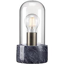 Amazon Fr Lampe Marbre Noir