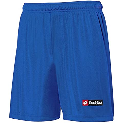 Lotto - Pantalones cortos de deporte Modelo Sports Futbol hombre caballero - Running/Gym/Verano