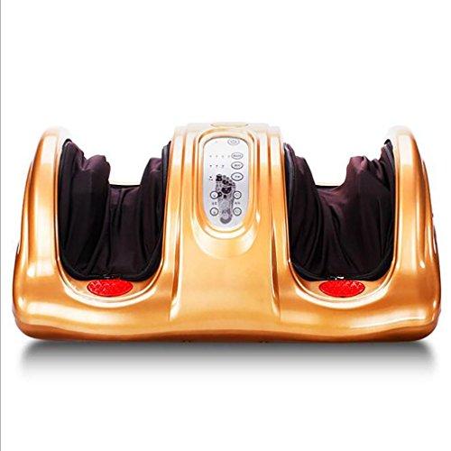 LL-Elektrische Fußmassagegerät Füße Bein Acupoint Entspannen Shiatsu Knetmaschine Fernbedienung Blutgesundheit, bietet Schmerzen, Spannung und Müdigkeit Relief
