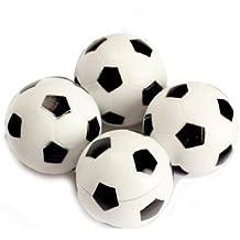 Tabelle Fussball - TOOGOO(R)10pcs 32mm Kunststoff Fussball Tabelle Fussball Kugel Fussball