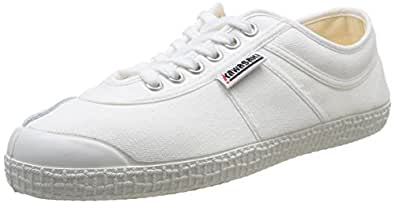 Kawasaki Basic, Baskets mode homme, Blanc (White), 36