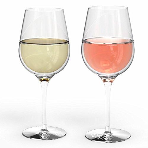 Ideales para vino blanco y champán