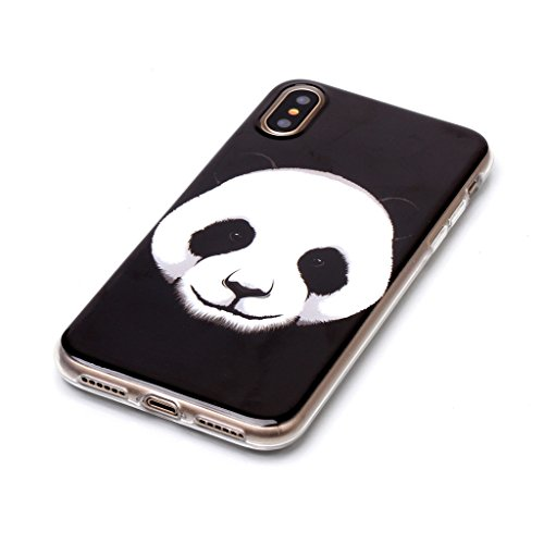 Per iPhone X Cover , YIGA bandiera nazionale Cristallo Silicone Morbido TPU Case Shell Caso Protezione Custodia per Apple iPhone X (5,8 pollici) B6