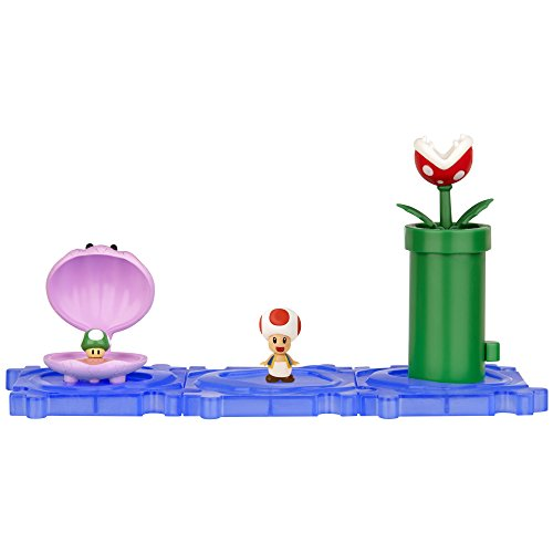 nintendo-jakknin019swrt-world-of-micro-land-playset-sparkling-water-with-red-toad-figure
