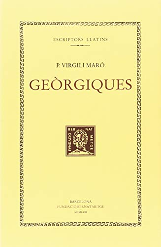 Geòrgiques (Bernat Metge) por Virgili