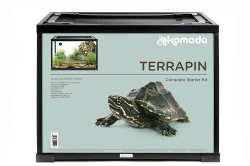 Komodo Terrario Tortuga Acuática