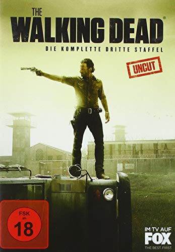 The Walking Dead - Die komplette dritte Staffel [5 DVDs]