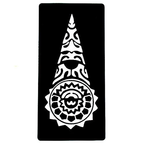 Générique Tatouage Temporaire Corps Sticker Imperméable Câne Art Du Corps