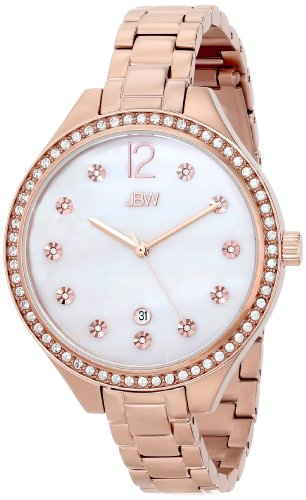 JBW Women's Quartz Watch MIA J6289D with Metal Strap