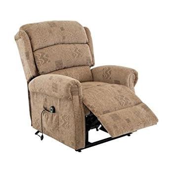 Birlea Manhattan Rise and Recline Chair - Fabric Motorised Wheat  sc 1 st  Amazon UK & Birlea Manhattan Rise and Recline Chair - Fabric Motorised Wheat ... islam-shia.org