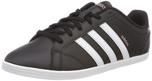 new products aa6cb 1d84a ADIDAS Damen VS CONEO QT Sneaker, Mehrfarbig (Black 001), 38 2