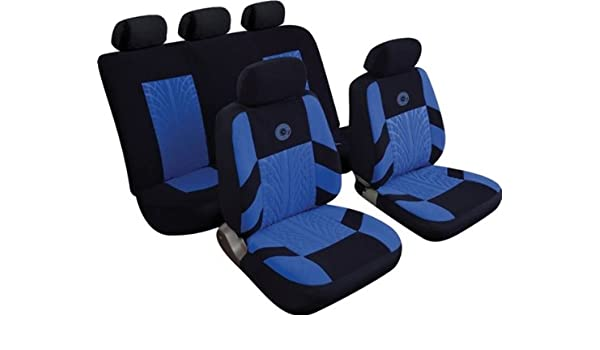 Outstanding Mg Zr Precision Full Set Velour Fabric Car Seat Covers In Machost Co Dining Chair Design Ideas Machostcouk