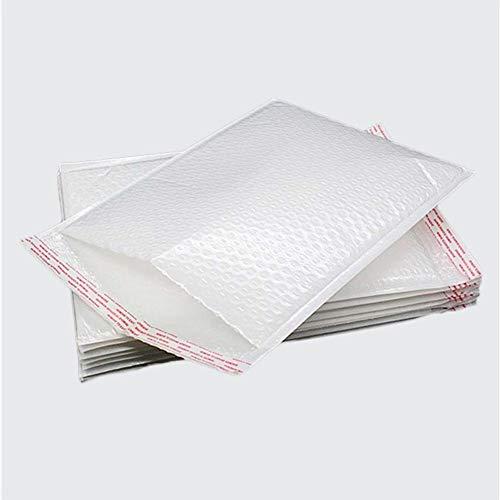 Luftpolsterfolie, 10 Stück, transparent, Luftpolsterfolie 16x23+4