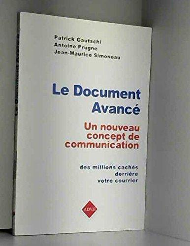 Le document avancé par Patrick Gautschi