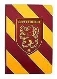 Harry Potter Carnet A5???Gryffondor ? rayures