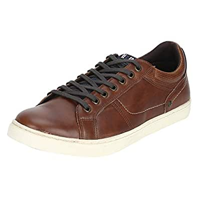 Red Tape Men's RTE1333 Tan Sneakers-6 UK/India (40 EU) (RTE1333-6)