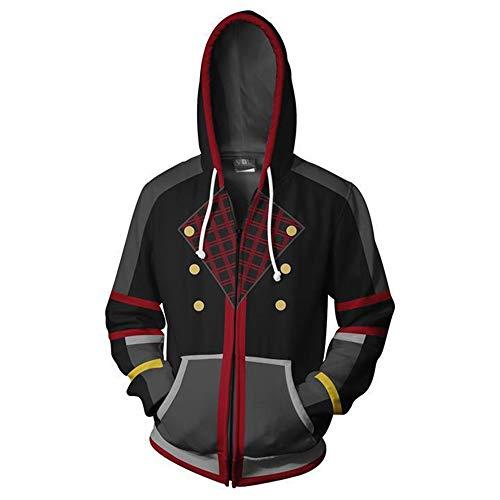 Kingdom Hearts 2 Kairi Kostüm - Vokaer Herbst und Winter Kingdom Hearts
