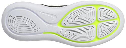 Nike Wmns Lunarglide 8, Scarpe da Corsa Donna Bianco (White/Black)