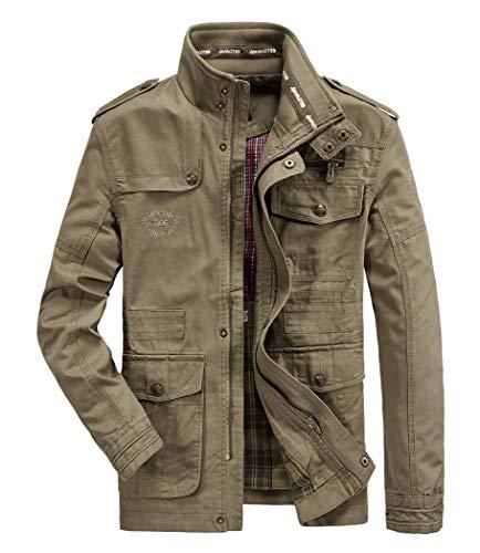 Hombres chaqueta Primavera otoño invierno