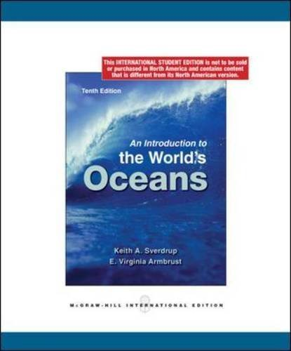 An Introduction to the World's Oceans by Keith A. Sverdrup (2008-11-01)