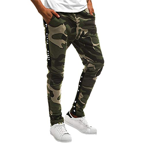 BURFLY männer Sport Camouflage Jogginghose 2019 Jugend Outdoor Casual Hosen Tarnung Hosen Tasche Design