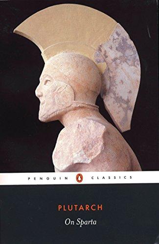 On Sparta (Penguin Classics) por Plutarch