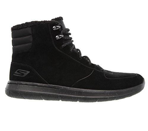 Skechers Gowalk Città Sierra Boot Black